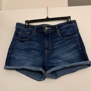 BOGO ✨ Mossimo Denim high rise Shorts Size 10
